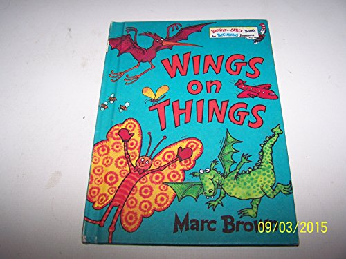 9780001700314: Wings on Things (Bright & Early Books)