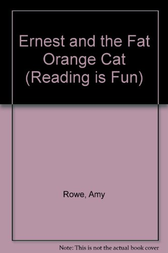 9780001700567: Ernest and the Fat Orange Cat (Reading is Fun)