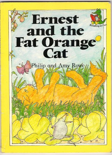 9780001700574: Ernest and the Fat Orange Cat (Reading is Fun)