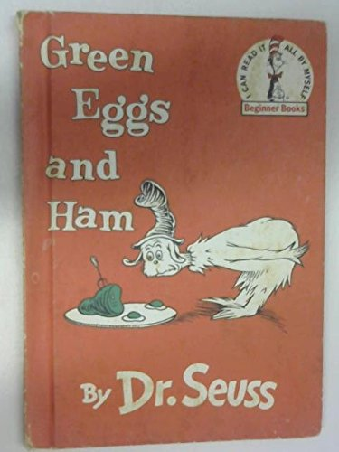 9780001711099: Green Eggs and Ham (Beginner Series)