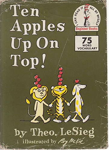 9780001711129: Ten Apples Up on Top (Beginner Series)