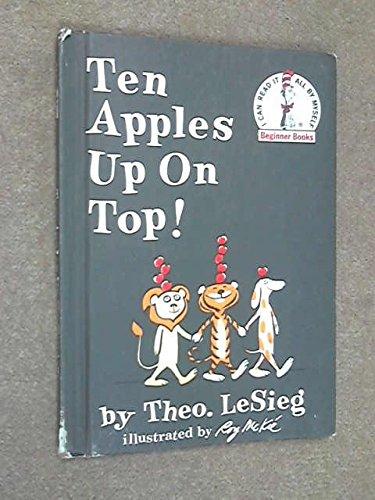 9780001711129: Ten Apples Up on Top (Beginner Series)