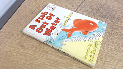 9780001711143: A FISH OUT OF WATER (Beginner Books)