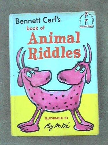9780001711211: Animal Riddles (Beginner Series)