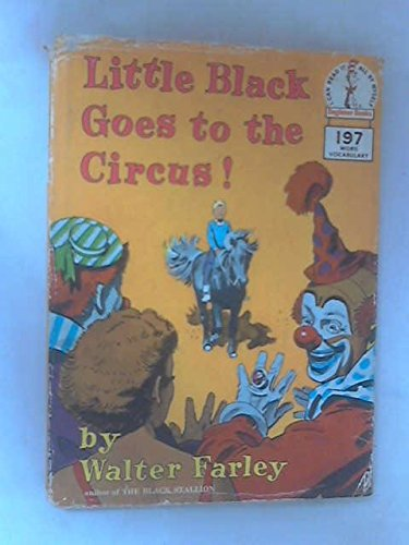 9780001711235: Little Black Goes to the Circus