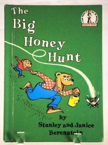 9780001711259: The Big Honey Hunt (Beginner Series)