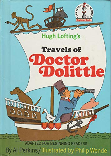 Hugh Lofting's Travels of Doctor Dolittle (000171130X) by Al Perkins