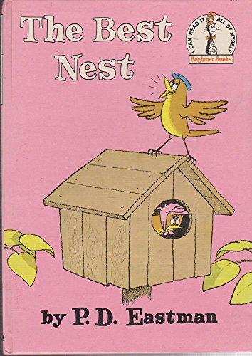 9780001711358: THE BEST NEST (Beginner Books)