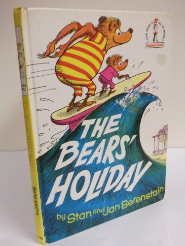 9780001711365: The Bears' Holiday (I Can Read It All by Myself) (Beginner Books)