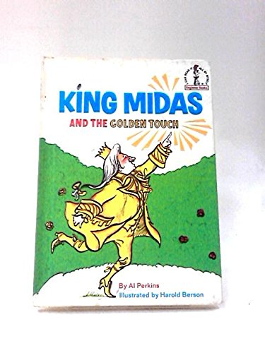 9780001711389: King Midas and the Golden Touch (I Can Read It All By Myself: Cat in the Hat Beginner Books)