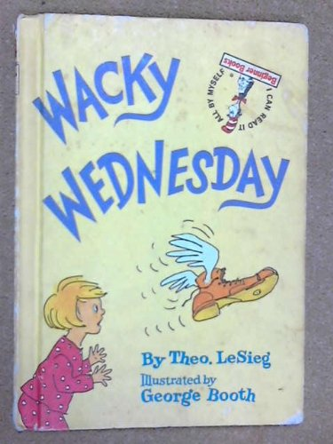 9780001711600: Wacky Wednesday (Beginning Beginner Books)