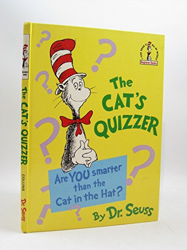 9780001711679: The Cat's Quizzer (Beginner Series)