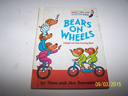 9780001712065: Bears on Wheels