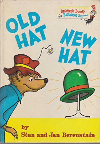 9780001712096: Old Hat, New Hat (Beginner Books)