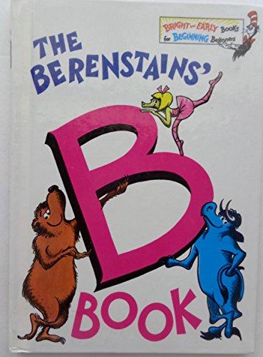 9780001712119: B. Book (Beginning Beginner Books)