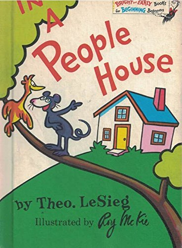 9780001712140: In a People House (Beginner Series)