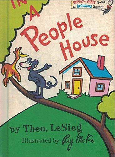 9780001712140: In a People House (Beginner Series)