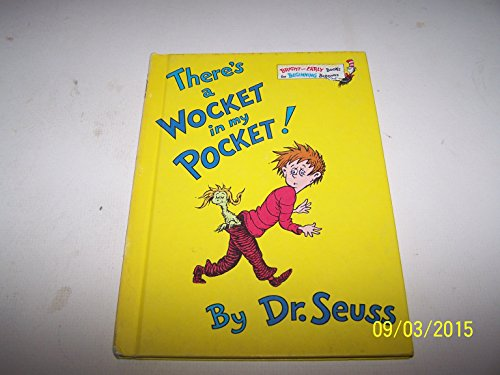 9780001712218: There's a Wocket in My Pocket (Beginning Beginner Books)