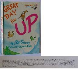 9780001712225: Great Day for Up (Beginning Beginner Books)