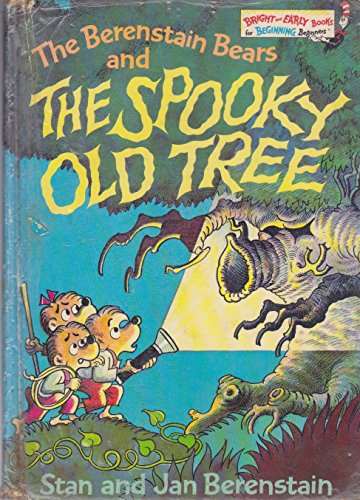 9780001712256: The Berenstain Bears and the Spooky Old Tree (Beginning Beginner Books)