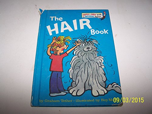 9780001712263: The Hair Book (Beginner Series)