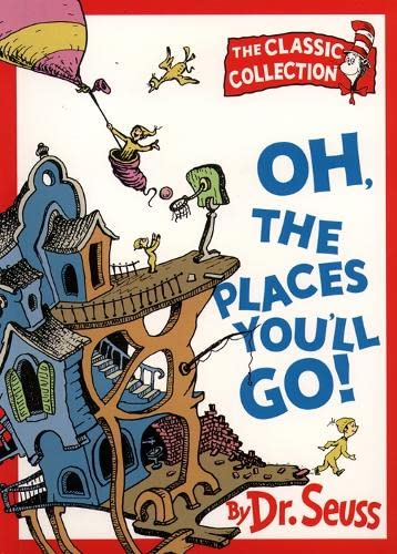 9780001712669: Oh, The Places You'll Go! (Dr. Seuss Classic Collection)