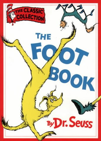 9780001712744: The Foot Book (Dr. Seuss Classic Collection) (Beginner Series)