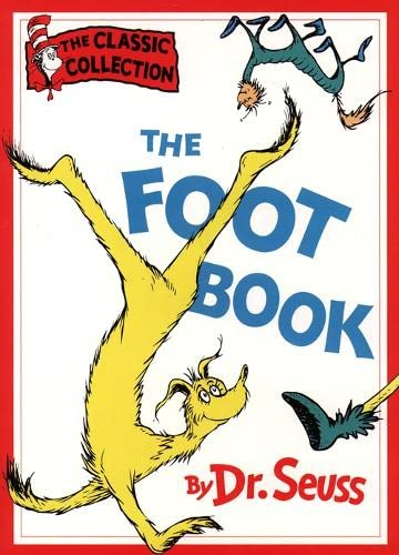 9780001712744: The Foot Book (Dr. Seuss Classic Collection)
