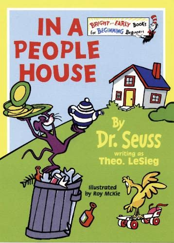 9780001712768: In a People House (Bright and Early Books)