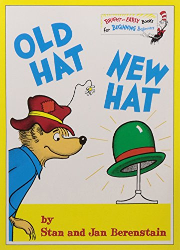 9780001712812: Old Hat New Hat (Bright and Early Books)