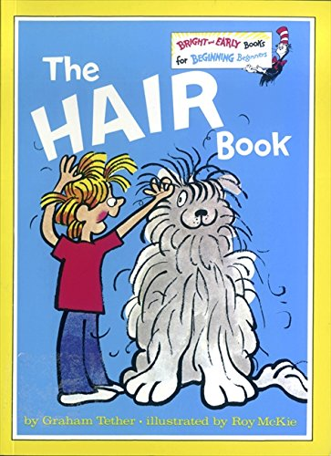 9780001712836: The Hair Book - Bright and Early Books for Beginning Beginners