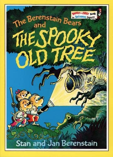 9780001712843: The Berenstain Bears and the Spooky Old Tree (Bright and Early Books)