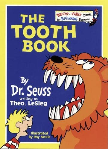 9780001712850: The Tooth Book (Bright and Early Books)