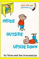 9780001712867: Inside Outside Upside Down (Bright and Early Books)