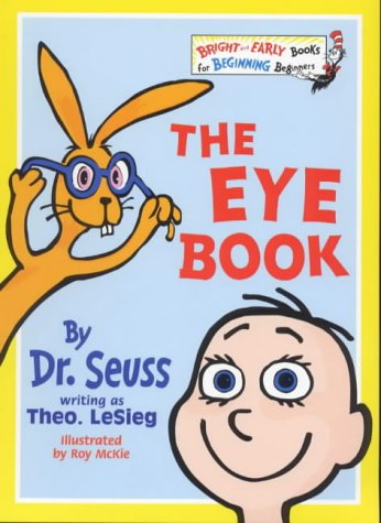 9780001712881: The Eye Book (Bright and Early Books)