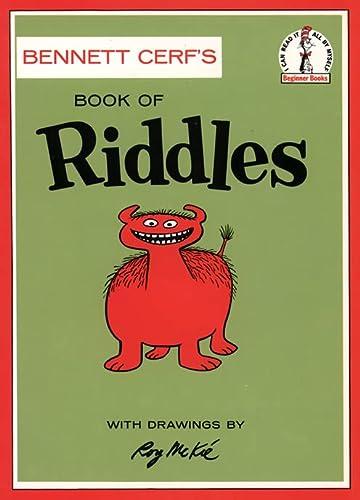 The Book of Riddles (Beginner Series): Cerf, Bennett