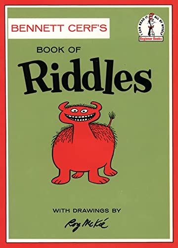 Book of Riddles (Beginner Series) (0001713019) by Bennett Cerf