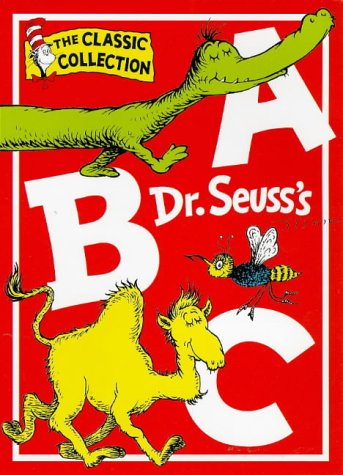 9780001713086: Dr. Seuss's ABC (Dr. Seuss Classic Collection)