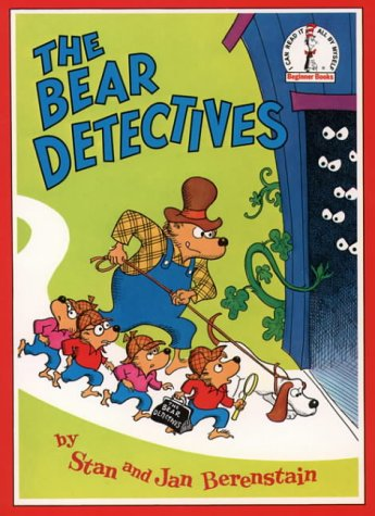 9780001713154: The Bear Detectives: Berenstain Bears (Beginner Series (Berenstain Bears))