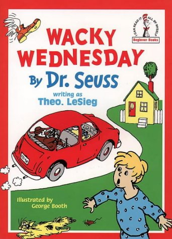 9780001713178: Wacky Wednesday (Beginner Series)