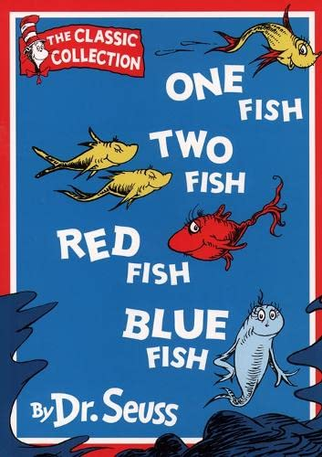 9780001713215: One Fish, Two Fish, Red Fish, Blue Fish (Dr. Seuss Classic Collection)