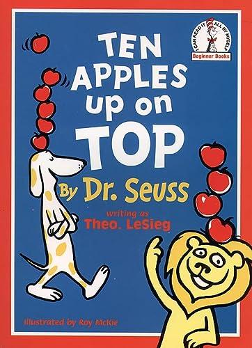 9780001713239: Ten Apples Up on Top (Beginner Books) (Beginner Series)