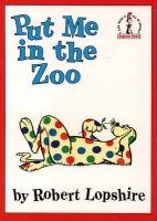 9780001713246: Put me in the Zoo (Beginner Books)