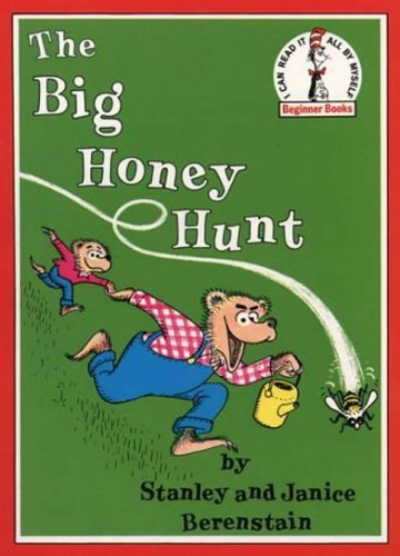 9780001713260: The Big Honey Hunt (Beginner Series)