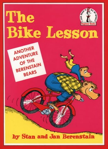 9780001713277: The Bike Lesson: Another Adventure of the Berenstain Bears (Beginner Series)
