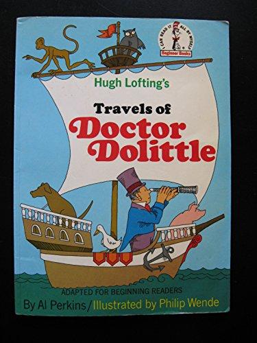 9780001713284: Hugh Lofting's Travels of Doctor Dolittle (Beginner Books)