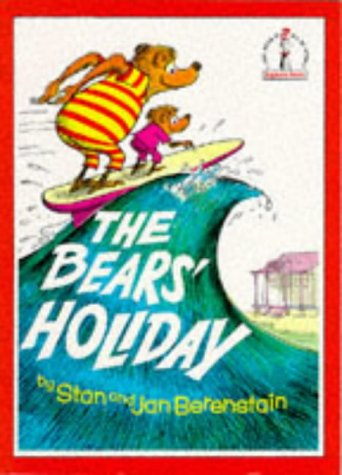 9780001713307: Beginner Books - The Bears' Holiday (Beginner Series)
