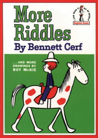9780001713321: More Riddles (Beginner Series)