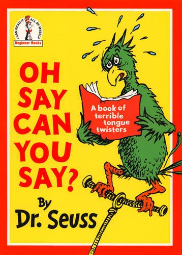 9780001713376: Oh Say Can You Say? (Beginner Series)