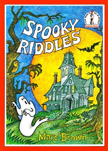 9780001714236: Spooky Riddles (Beginner Series)